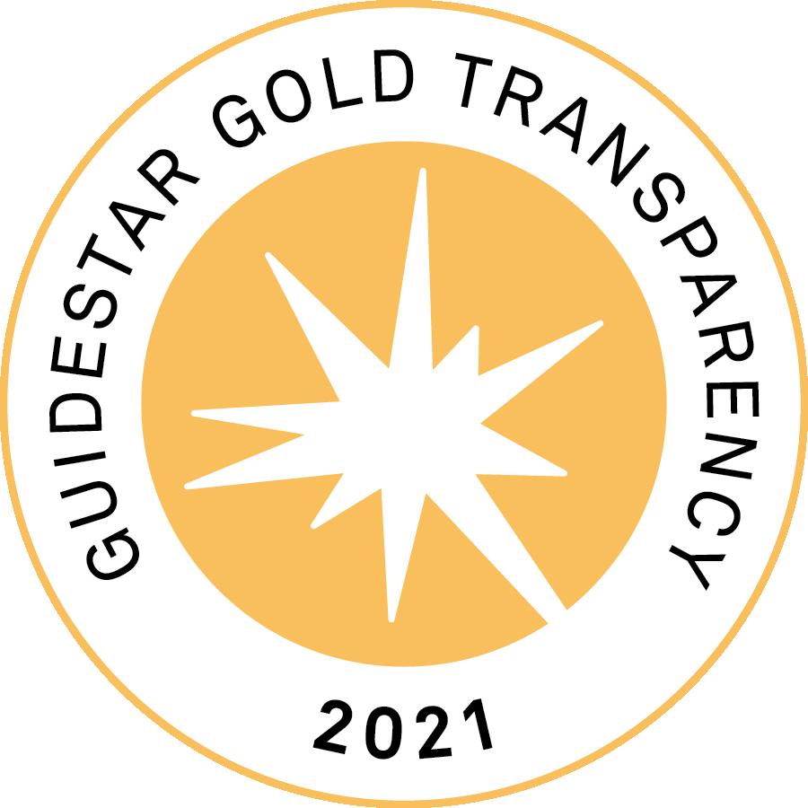 GuideStar Gold Seal 2021